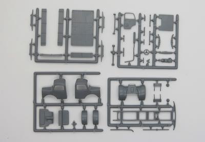 L1500S Wehrmacht Light Truck 4x2 - 4