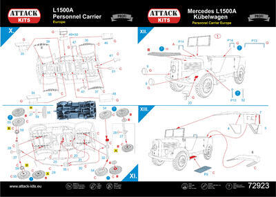 L1500A Personnel Carrier West & South Europe - 5